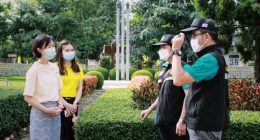 กองสาธารณสุขและสิ่งแวดล้อม เทศบาลตำบลแม่สะเรียงดำเนินการลงพื้นที่พ่นน้ำยาฆ่าเชื้อโควิด-19 ณ ศาลจังหวัดแม่สะเรียง เพื่อป้องกันการแพร่ระบาดของโรคติดเชื้อไวรัสโควิด-19